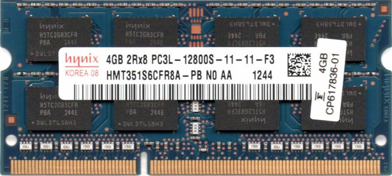 4gb Ddr3 Pc3l 12800s Refurbished Used Laptop Ram Memory Card Buy Laptops In Sri Lanka Desktop All Pc Accessories