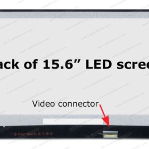 """15.6"""" Full HD Laptop Screen LCD Display New 30pin Connector"""