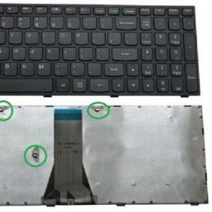 Laptop Keyboard New LENOVO IdeaPad 300-15ISK 300-15IBR 300-17ISK