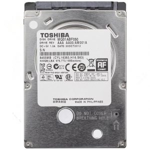 Laptop Hard Drive HDD 500GB New Toshiba
