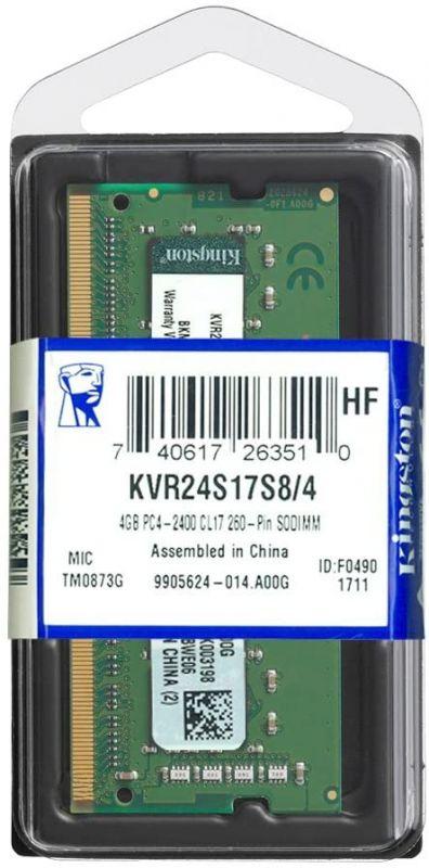 Laptop New Memory RAM Card 4GB DDR4 PC4-2400