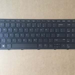 Laptop Keyboard HP Probook 450 G5 455 G5 470 G5 Keyboard Without Backlit Frame US L01027-001 L01028-001